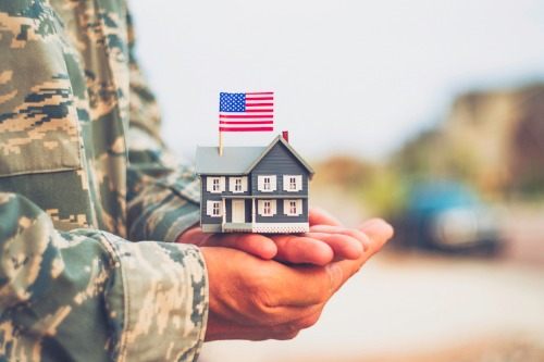 Lender launches sweepstakes for military service members and veterans