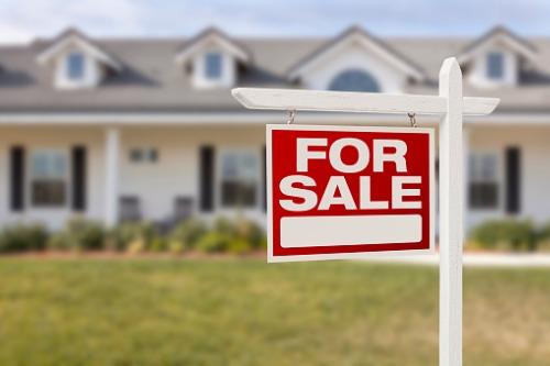 Pending home sales break out of slump as demand increases