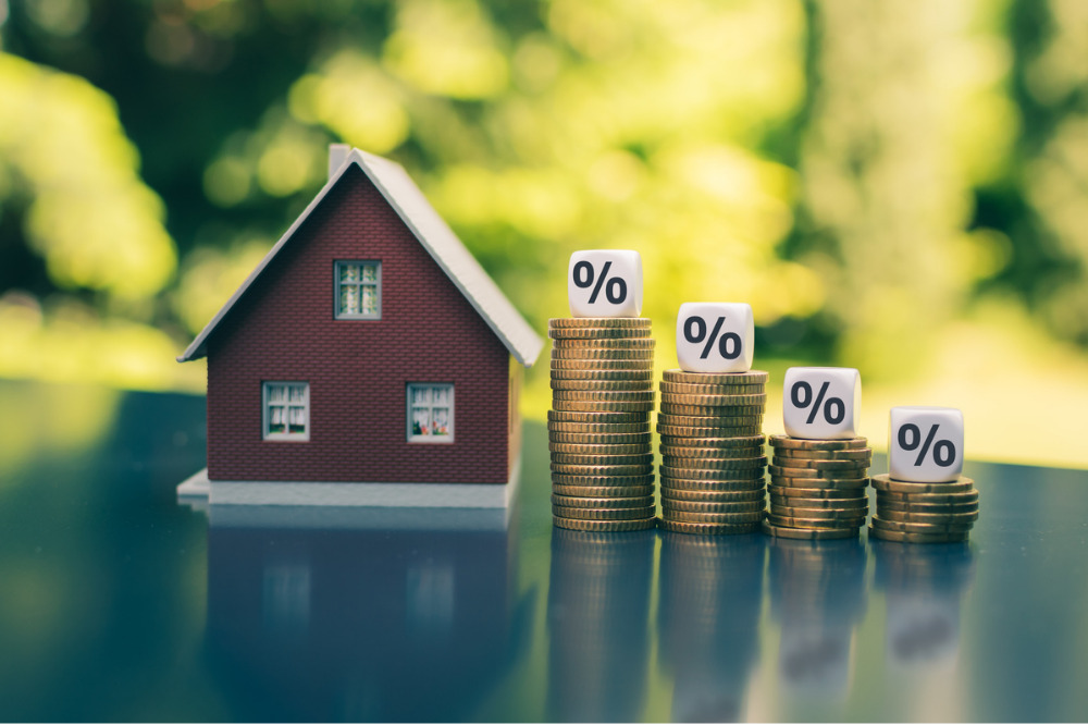 US mortgage rates return to sub-3%