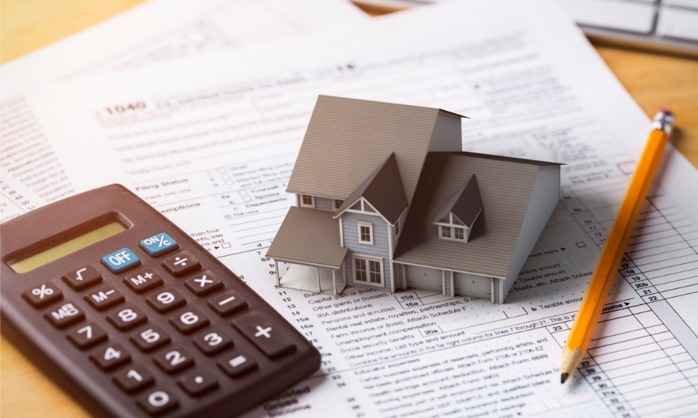 $15k first-time homebuyer tax credit introduced in Congress