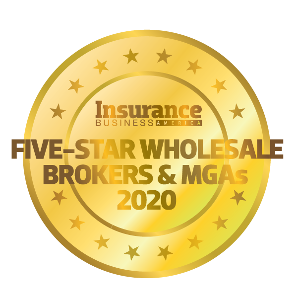 Five-Star Wholesale Brokers and MGAs 2020