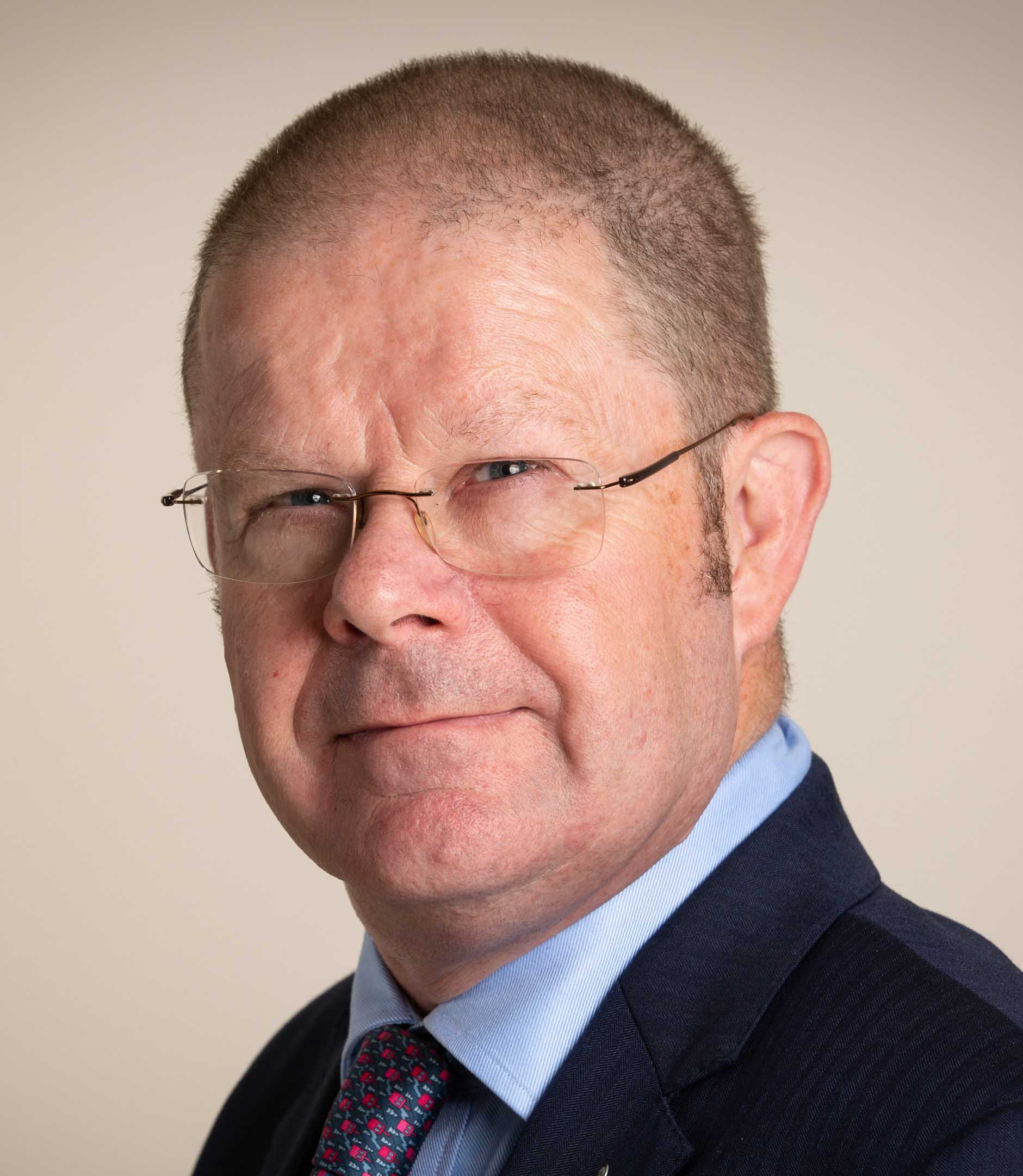 Steve White, BIBA (UK)