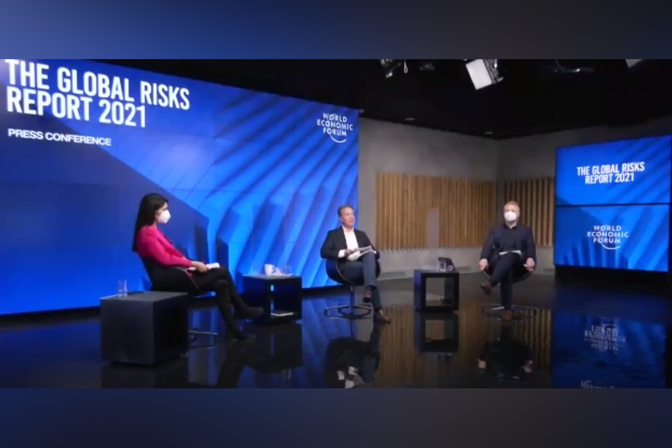 Global Risks Report 2021: Where next?