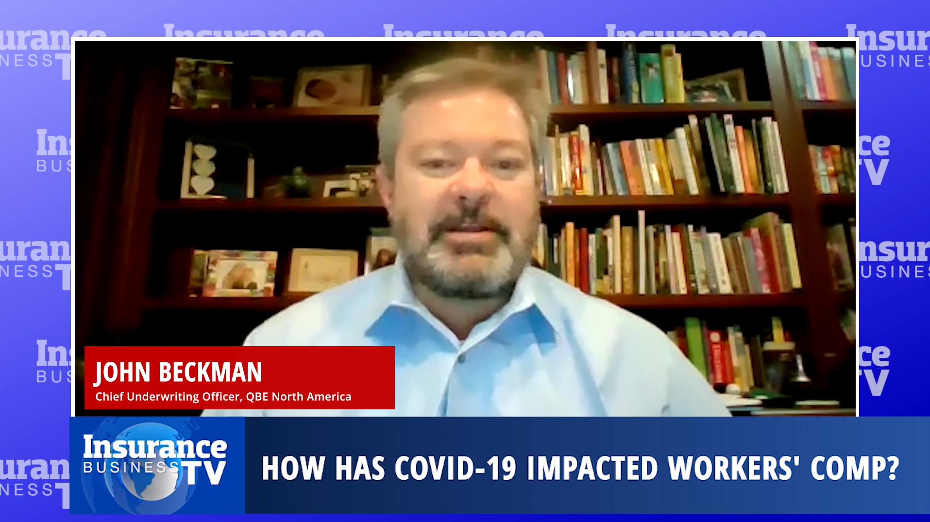 How has COVID-19 impacted workers' comp?