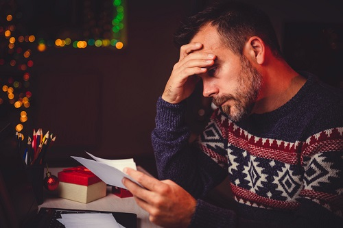 Holiday fatigue weighs on businesses this time of year