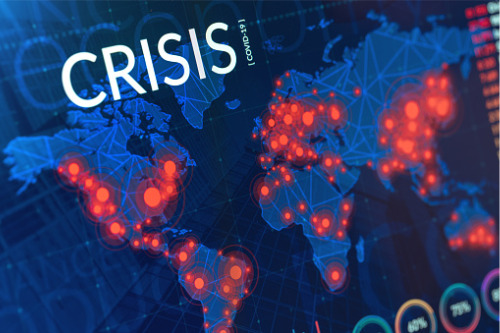 COVID-19 pandemic is top risk to global financial stability in 2021