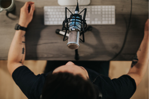 Guide to successful podcasting for insurance agencies