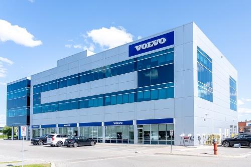 Volvo invests in insurtech platform developer REIN