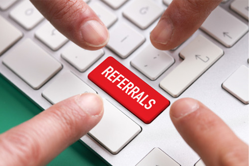 How insurance agencies can win referrals from clients