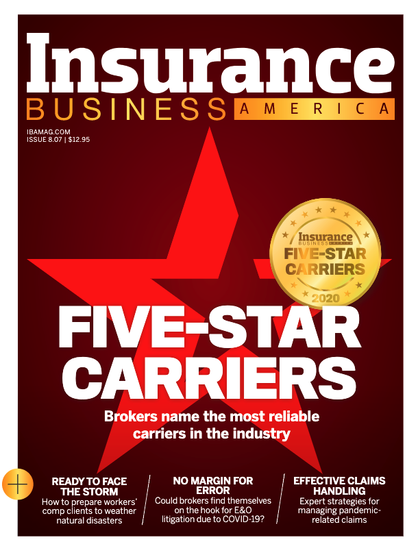 Insurance Business America issue 8.07