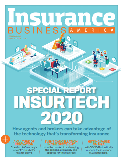 Insurance Business America issue 8.05