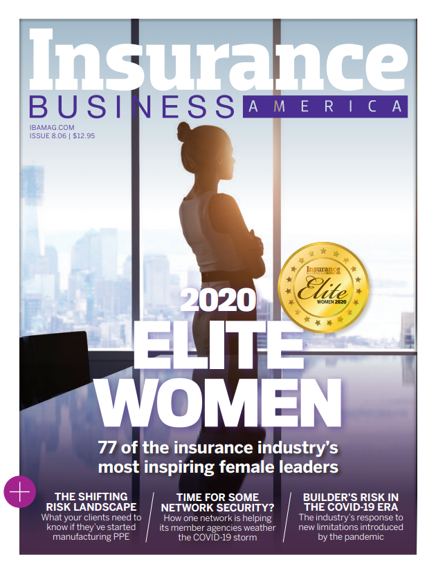 Insurance Business America issue 8.06
