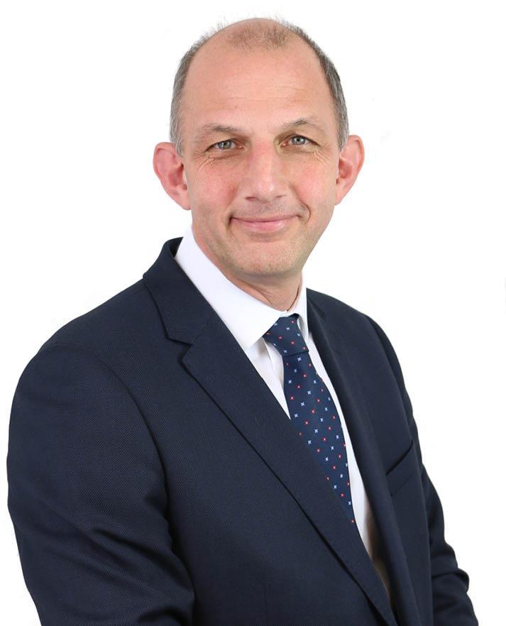 Neil Galjaard, Markel (UK)