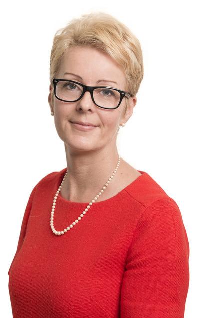 Clare Lebecq, London Market Group (UK)