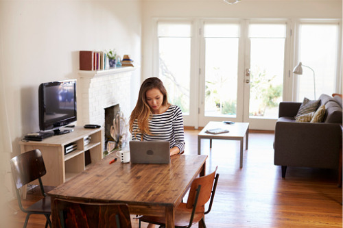What are the cyber risk implications of remote work?