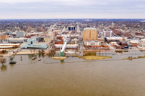 Willis Research Network confirms flood-mapping partnership