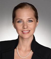 Olga Collins, Beecher Carlson