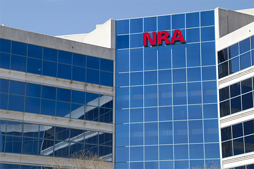 """NRA faces """"murder insurance"""" hearing"""