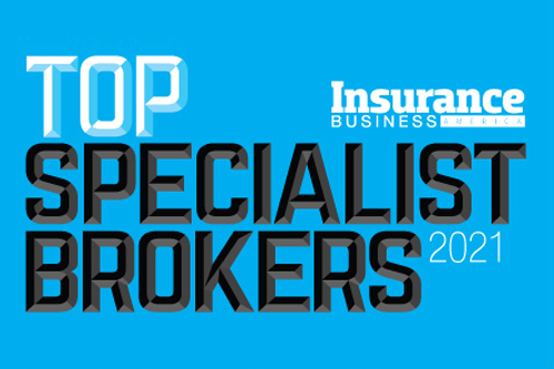 Top Specialist Brokers 2021