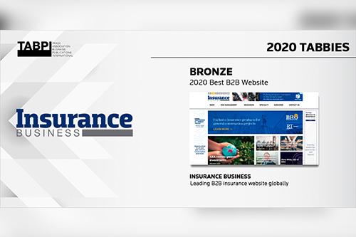 Insurance Business wins big at prestigious industry awards