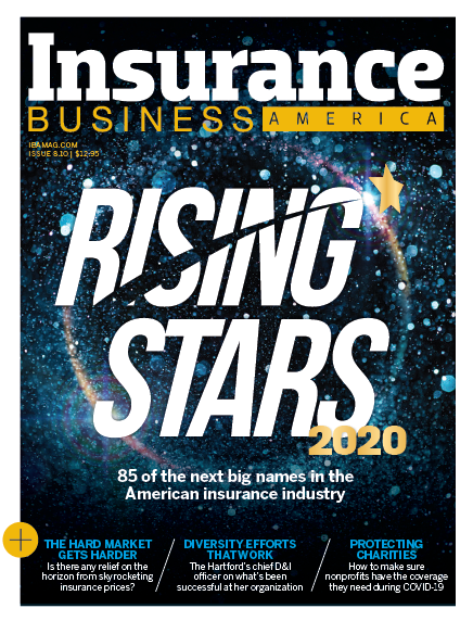 Insurance Business America issue 8.10