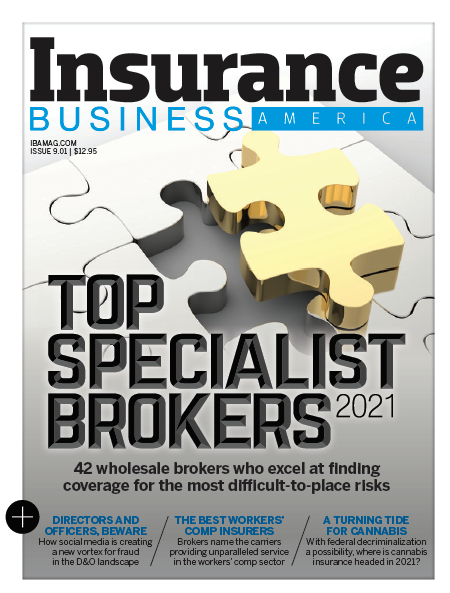 Insurance Business America issue 9.01