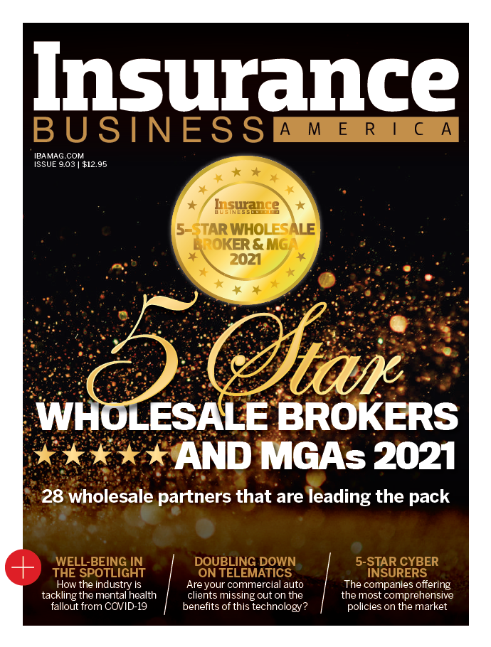 Insurance Business America issue 9.03