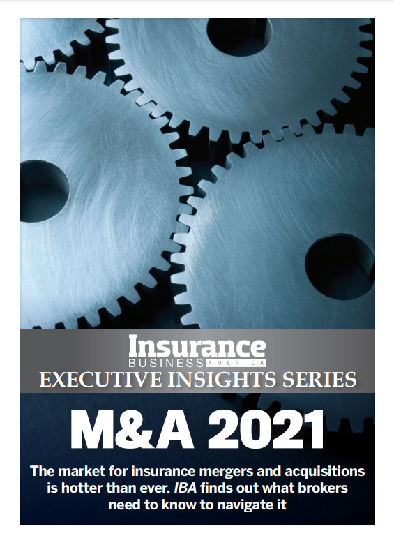 Insurance Business America 9.03 - Executive Insights Series: M&A 2021