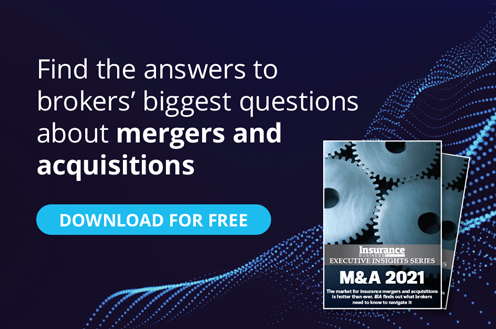 Executive Insights Series: M&A 2021