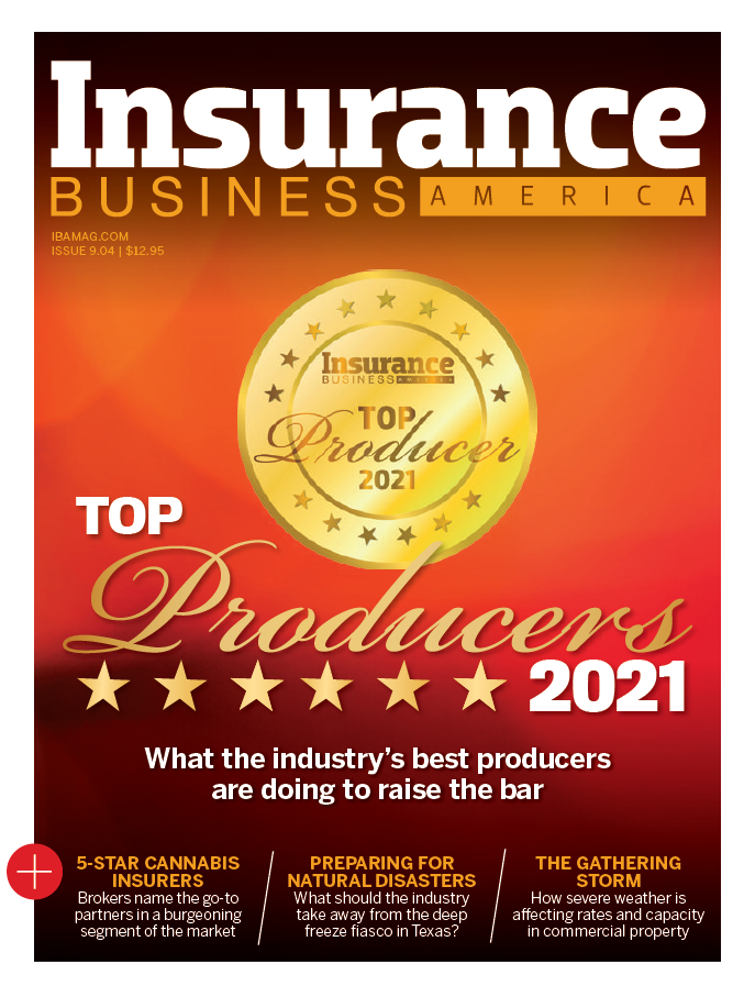 Insurance Business America issue 9.04