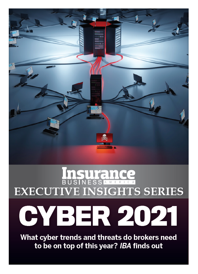 Insurance Business America 9.04 - Executive Insights Series Cyber 2021