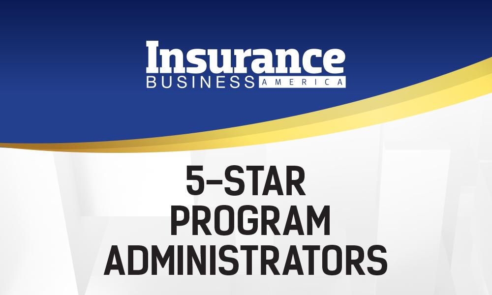 5-Star Program Administrators 2021