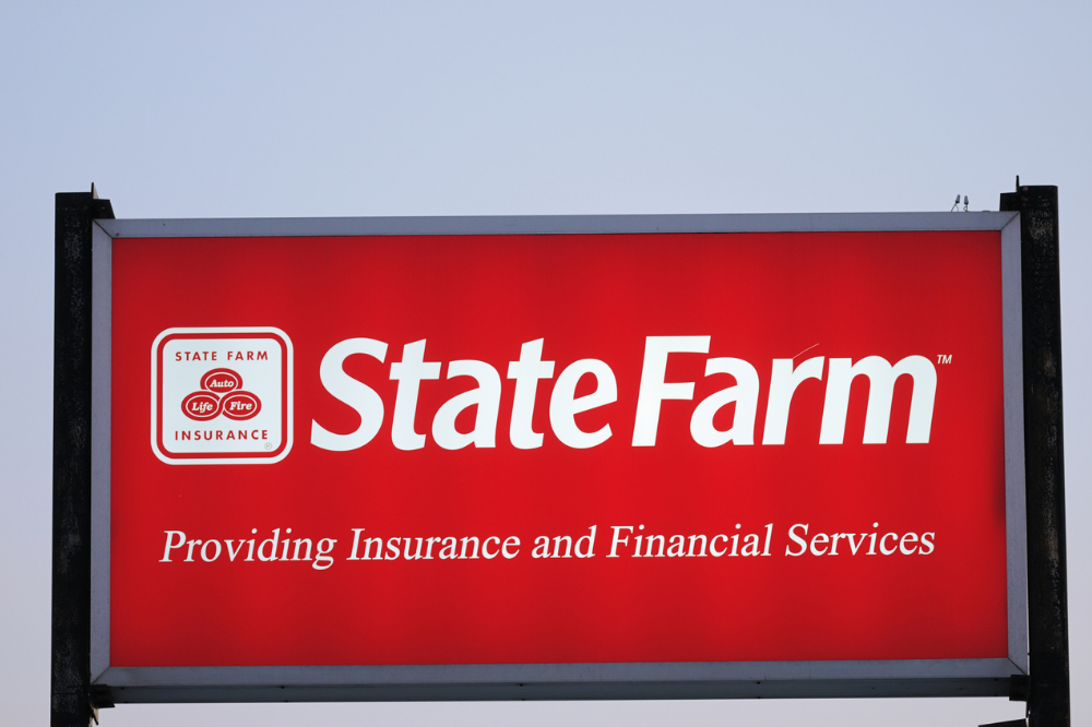 State Farm to leave base after 60 years