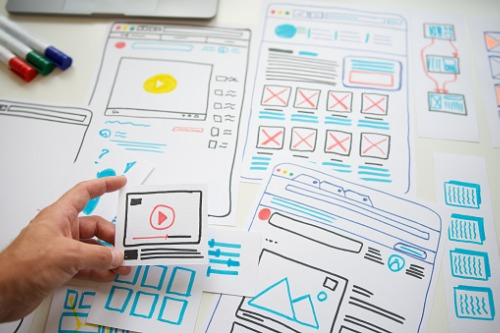 How to design an agency website with user experience in mind