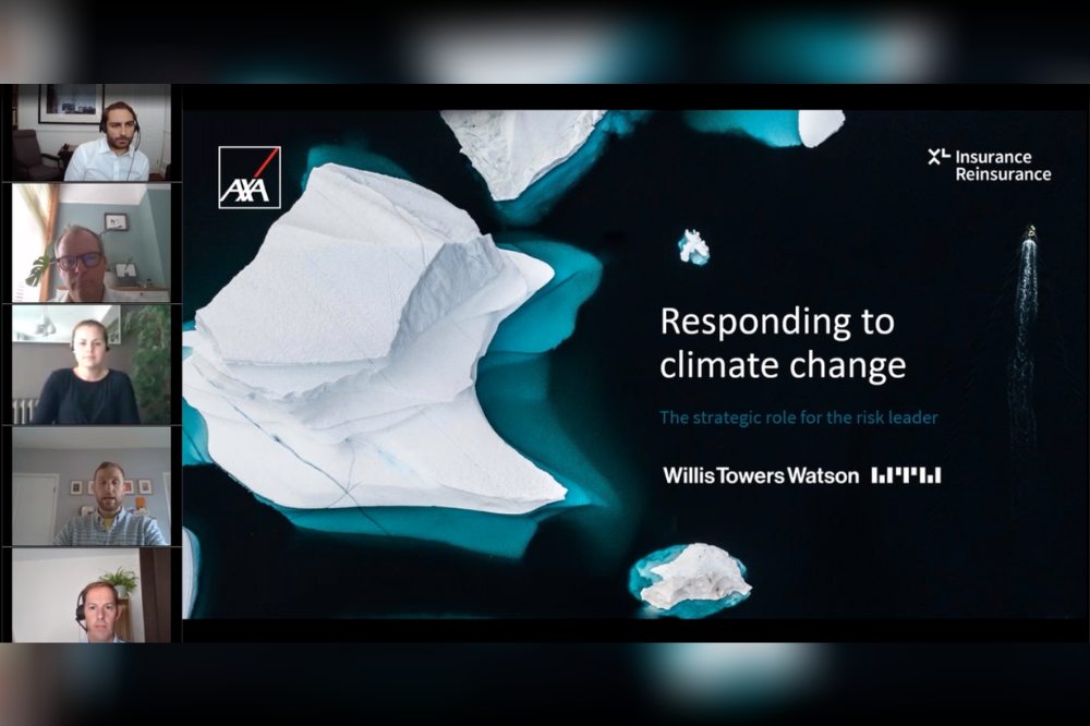 AXA XL and Willis Towers Watson reveal the key climate concerns facing risk managers