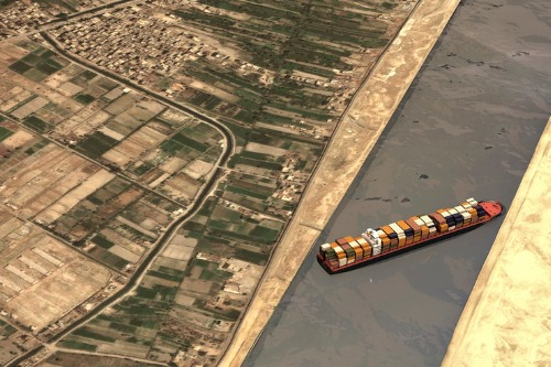 No claims or lawsuits for Suez blockage yet, shipowner says