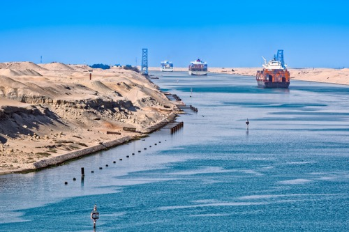 Reinsurers expected to take the brunt of Suez blockage costs