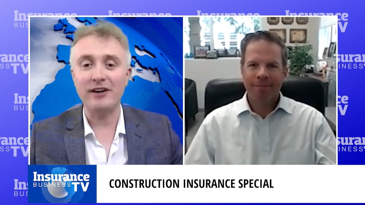 What impact has COVID and a hardening market had on construction insurance?