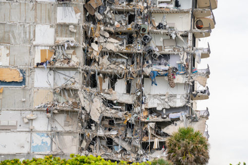 Judge says $48 million insurance coverage is inadequate for collapsed condo