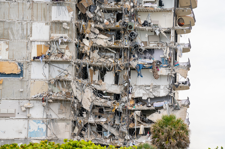 Miami condo collapse: Warnings of premium hikes and coverage criteria changes