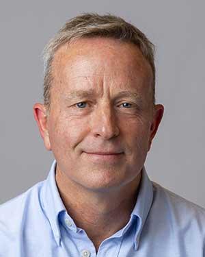 Ron Ganiats, CEO