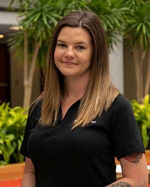 Katelyn Williams, VP, Sales