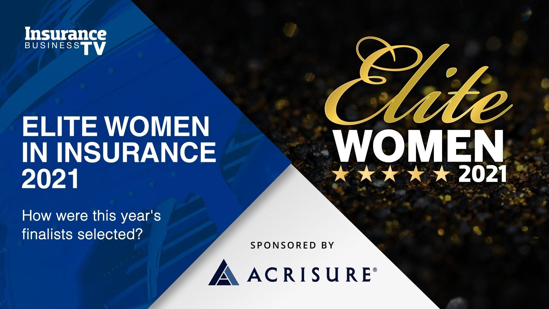 Insurance Business presents Elite Women 2021