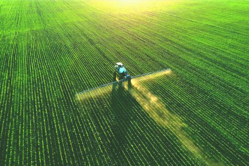Helping the American farmer