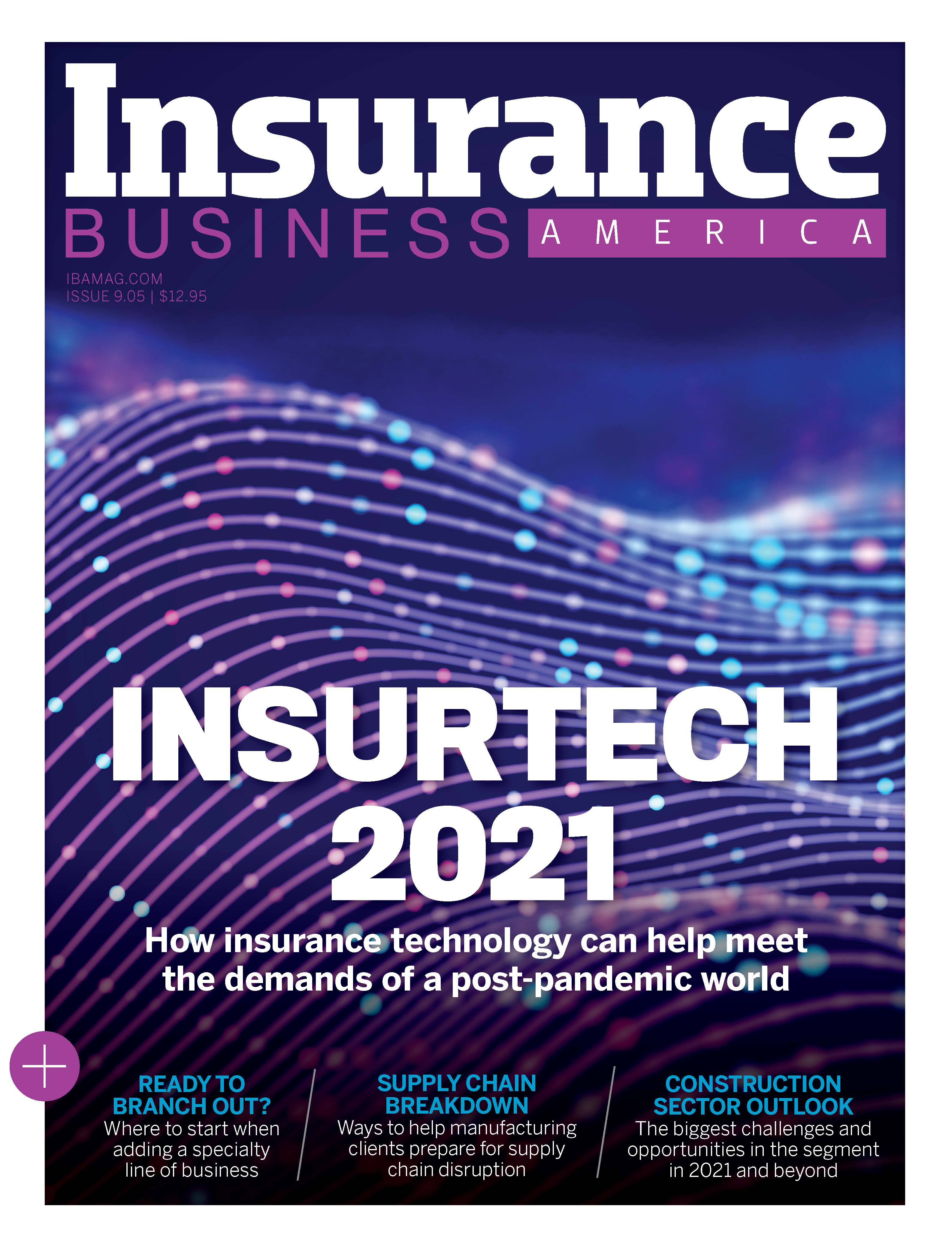 Insurance Business America issue 9.05