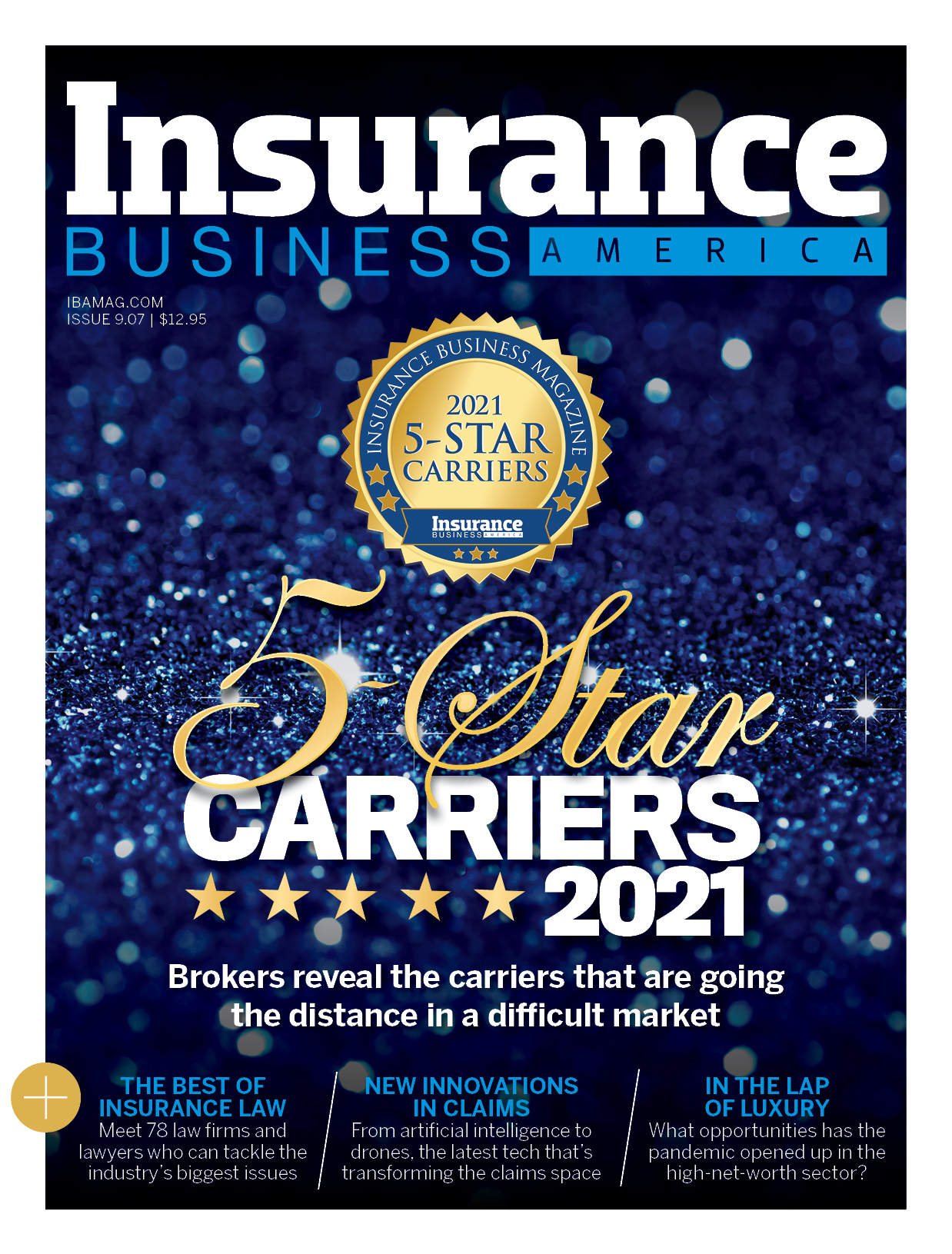 Insurance Business America issue 9.07