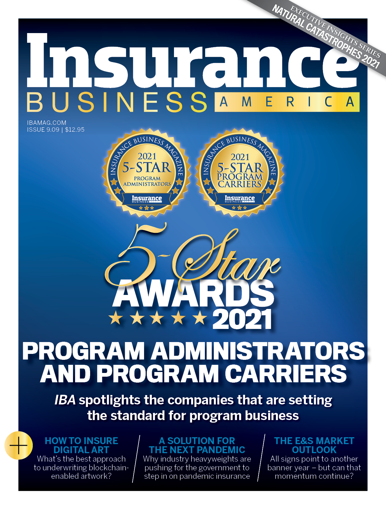 Insurance Business America issue 9.09