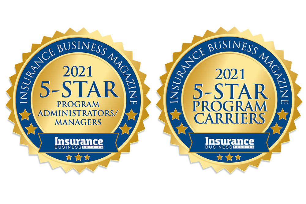 5-Star Program Administrators and Carriers