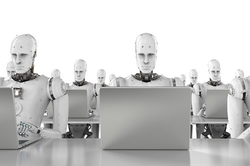 Robots to cut 200K US bank jobs in next decade, study says