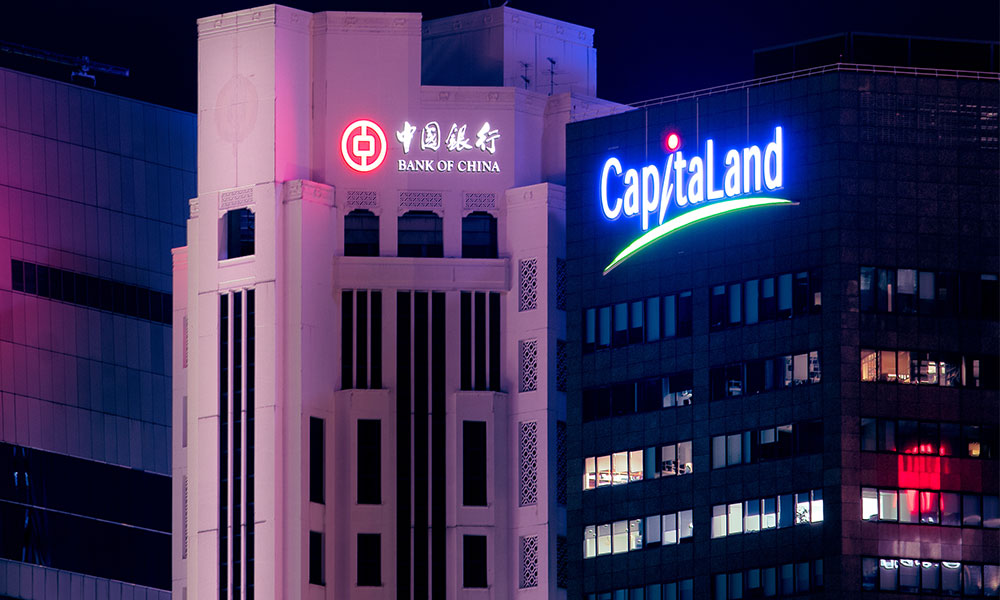 CapitaLand freezes wages amid coronavirus